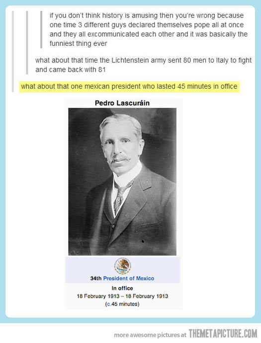 History is amusing.... Funny-10