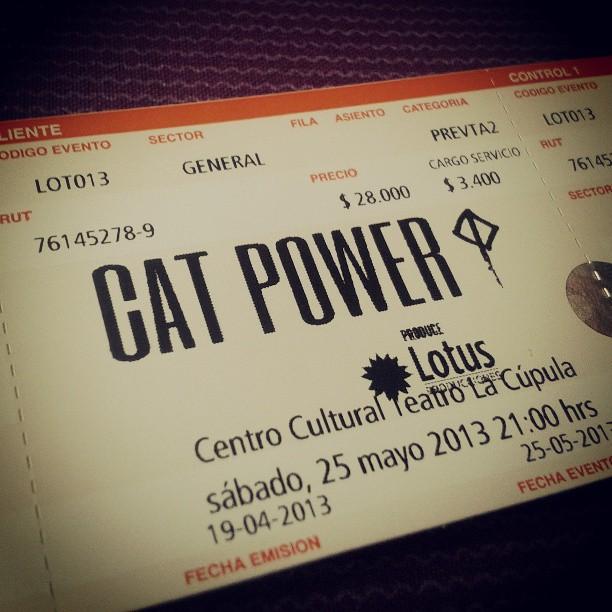 5/25/13 - Santiago, Chile, El Teatro La Cúpula  5-25-111
