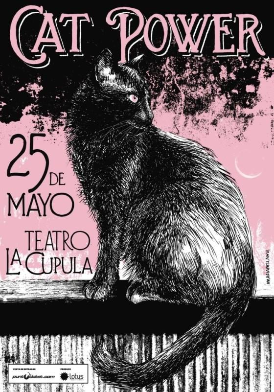 5/25/13 - Santiago, Chile, El Teatro La Cúpula  5-25-112