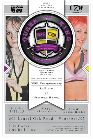 [Vidéo] WSU/CZW Queen and King of the Ring 2013 du 11/05/2013 55797410