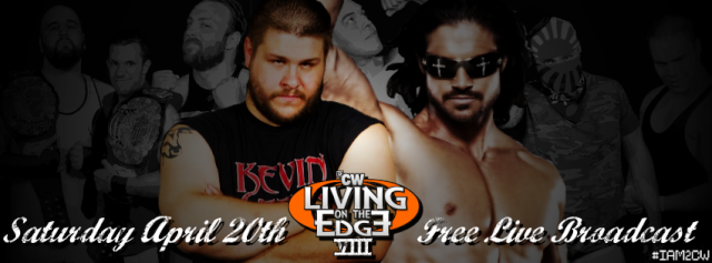 [Vidéo] Kevin Steen vs John Morrison (2CW Living On The Edge 8 du 20/04/2013) 57915510