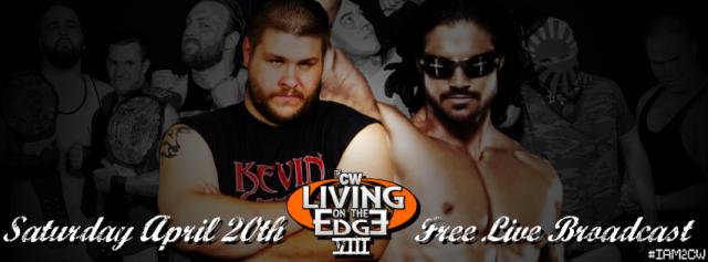 [Vidéo] Kevin Steen vs John Morrison (2CW Living On The Edge 8 du 20/04/2013) 57915510