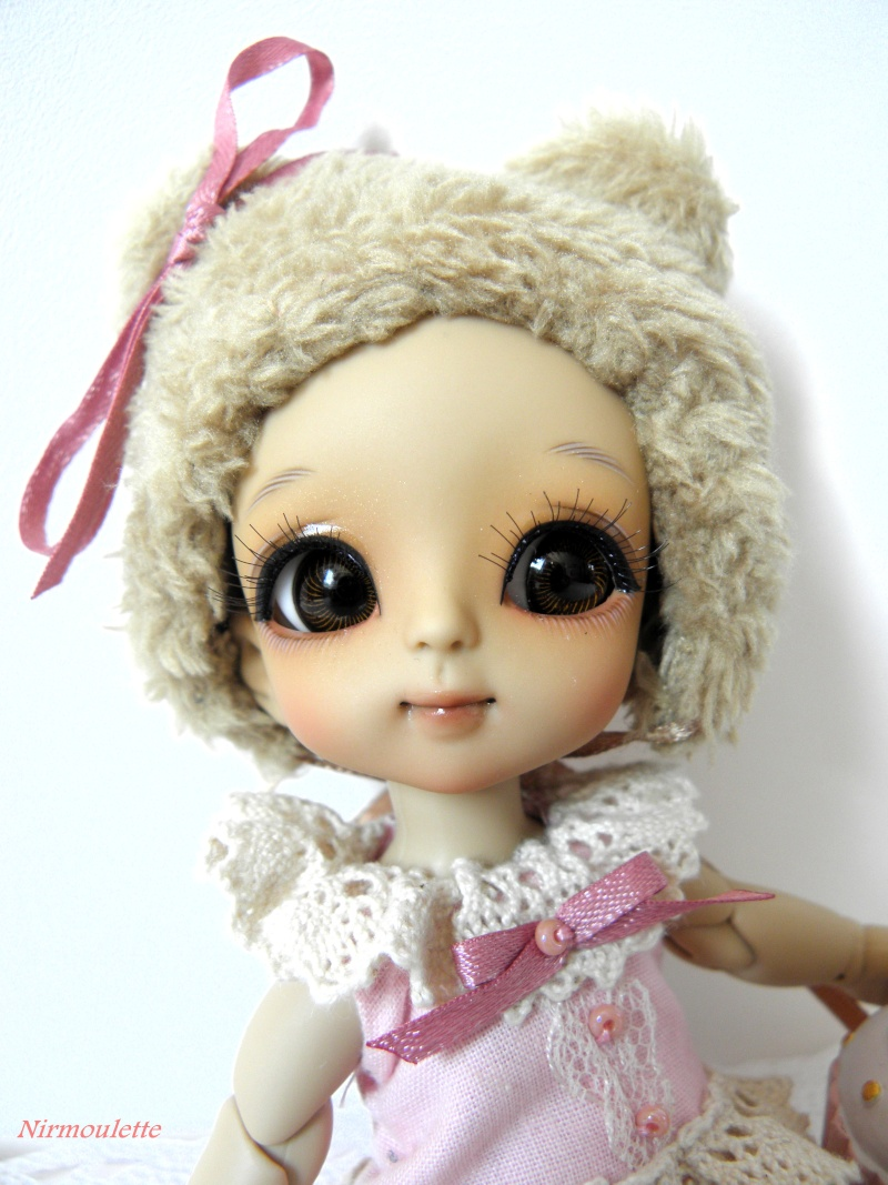 Ma petite Maëva et sa  nouvelle robe , page 4 ! P5130418