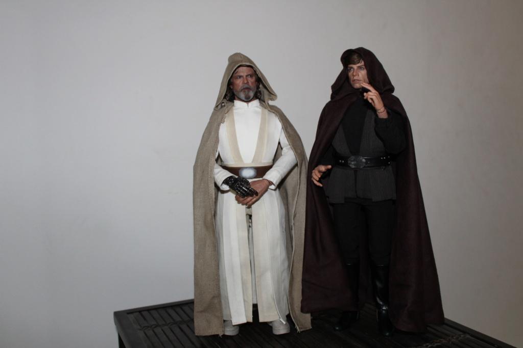 MMS429: Star wars - RETURN OF THE JEDI : Luke Skywalker - Page 2 Img_3910