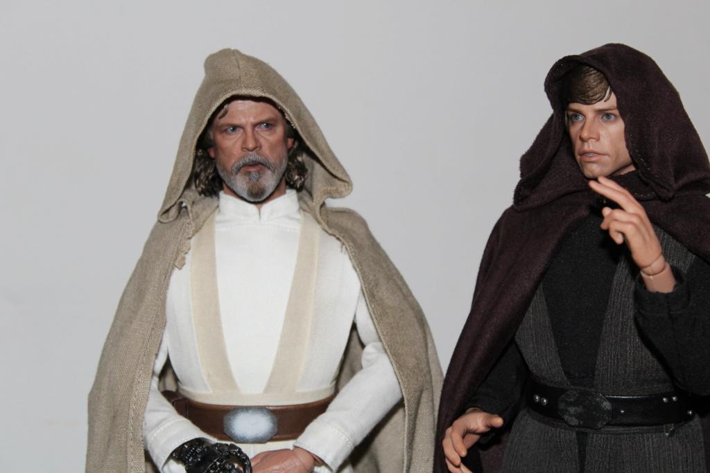 MMS429: Star wars - RETURN OF THE JEDI : Luke Skywalker - Page 2 Img_3911