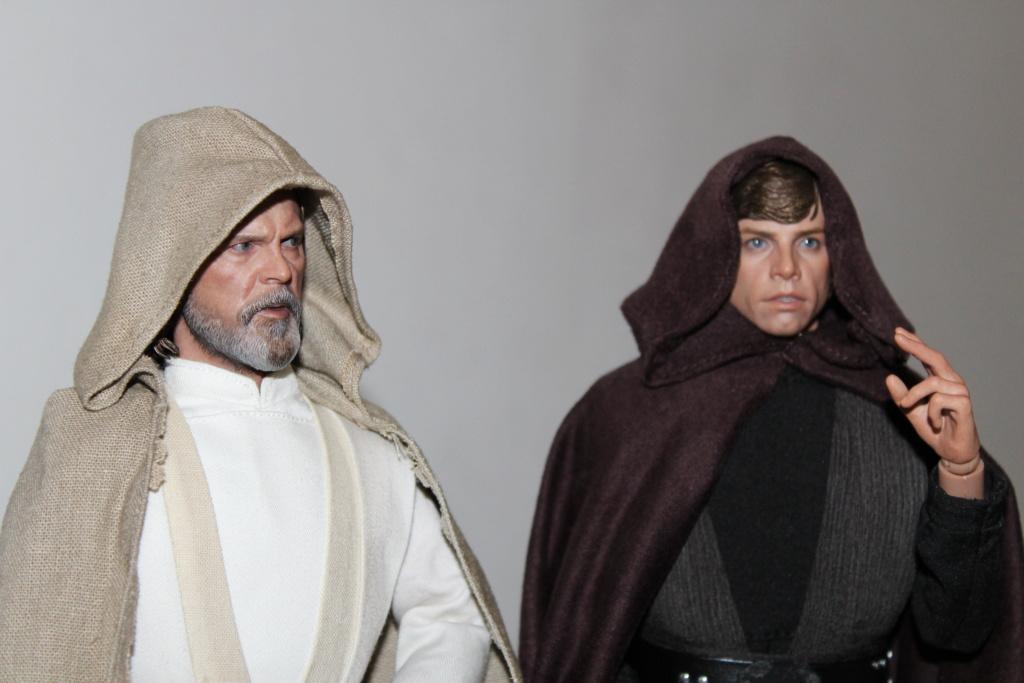 MMS429: Star wars - RETURN OF THE JEDI : Luke Skywalker - Page 2 Img_3912