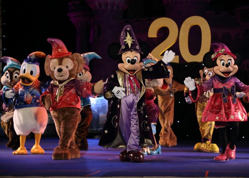 dreamers everywhere - Disney Dreamers Everywhere ! Évènement Spécial! Trois jours de rêve et de magie ! A_007110