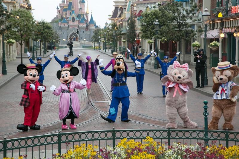 dreamers everywhere - Disney Dreamers Everywhere ! Évènement Spécial! Trois jours de rêve et de magie ! A_110810