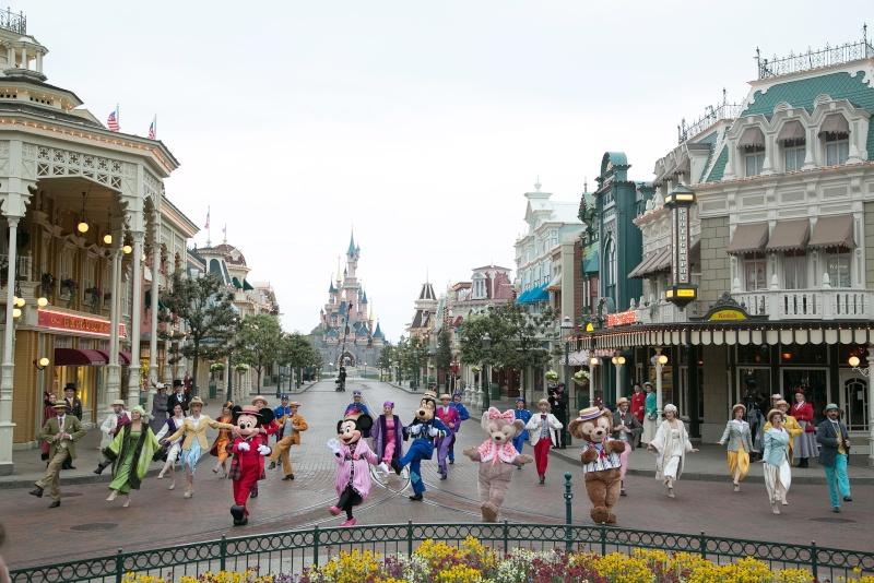 dreamers everywhere - Disney Dreamers Everywhere ! Évènement Spécial! Trois jours de rêve et de magie ! A_111510
