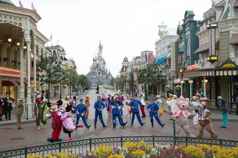 dreamers everywhere - Disney Dreamers Everywhere ! Évènement Spécial! Trois jours de rêve et de magie ! A_111910