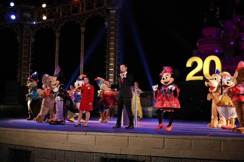 dreamers everywhere - Disney Dreamers Everywhere ! Évènement Spécial! Trois jours de rêve et de magie ! C_016110