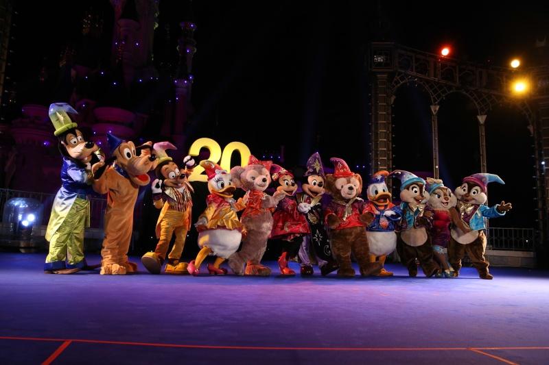 dreamers everywhere - Disney Dreamers Everywhere ! Évènement Spécial! Trois jours de rêve et de magie ! C_022610