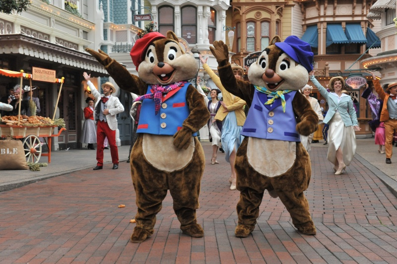 dreamers everywhere - Disney Dreamers Everywhere ! Évènement Spécial! Trois jours de rêve et de magie ! Ddd_0710