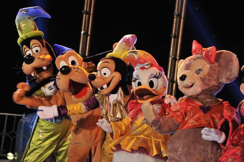 dreamers everywhere - Disney Dreamers Everywhere ! Évènement Spécial! Trois jours de rêve et de magie ! E01_4010