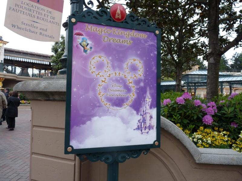 dreamers everywhere - Disney Dreamers Everywhere ! Évènement Spécial! Trois jours de rêve et de magie ! P1340110