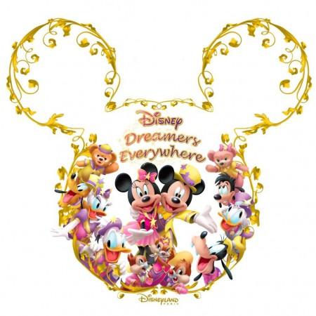 dreamers everywhere - Disney Dreamers Everywhere ! Évènement Spécial! Trois jours de rêve et de magie ! Petit_10