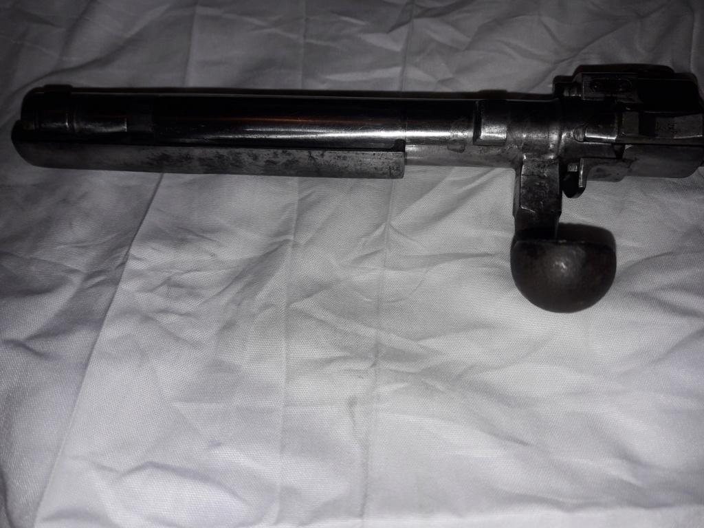 Culasse de Mauser  20200127