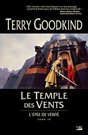[Bragelonne] L'Épée de Vérité de Terry Goodkind 0410