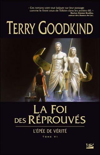 [Bragelonne] L'Épée de Vérité de Terry Goodkind 0610
