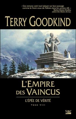 [Bragelonne] L'Épée de Vérité de Terry Goodkind 0810