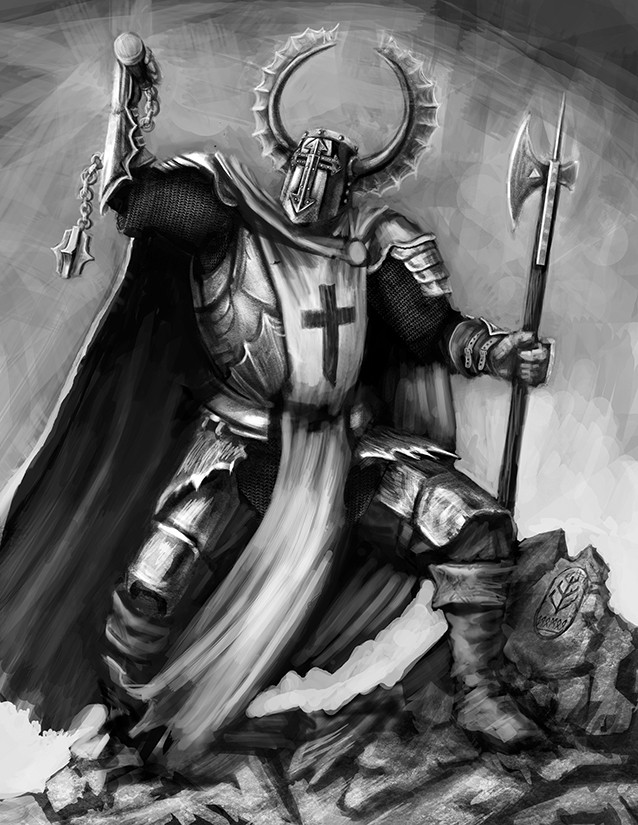 [Moyen Age] Chevaliers Médiévaux 711d1011