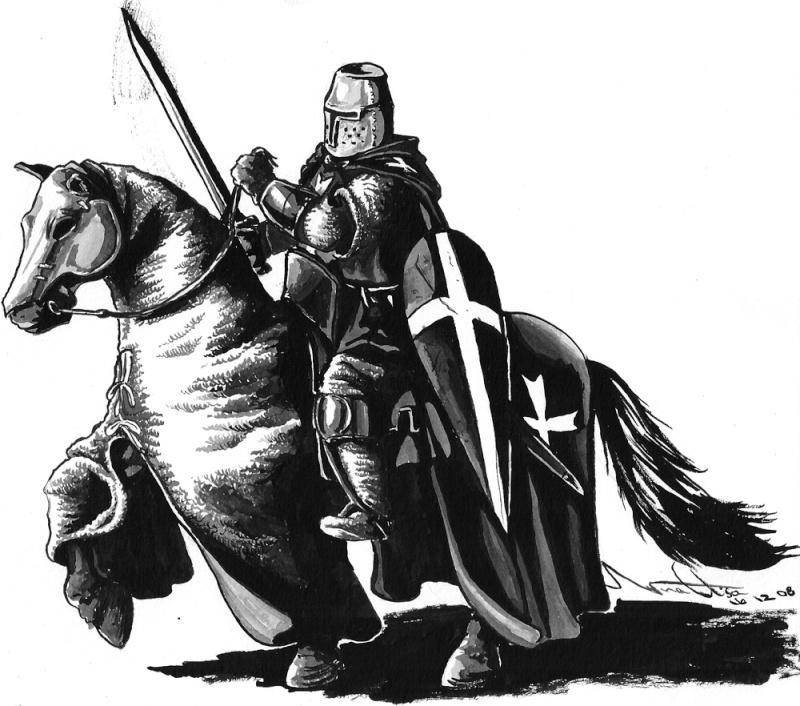 [Moyen Age] Chevaliers Médiévaux 8e153411