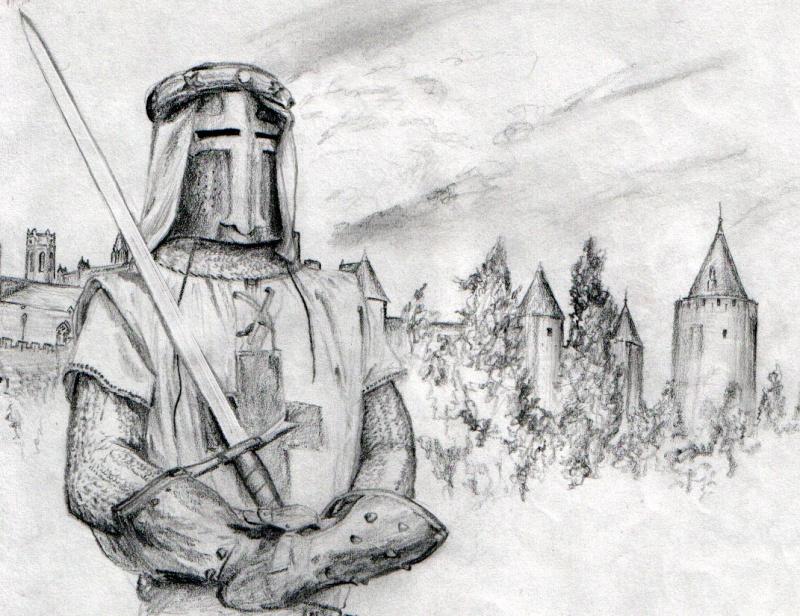[Moyen Age] Chevaliers Médiévaux Albige11