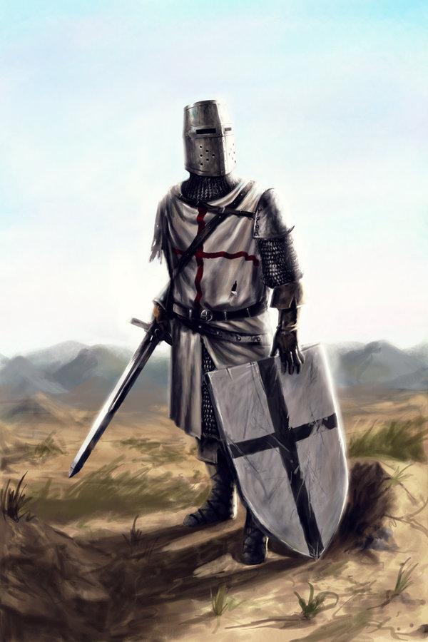 [Moyen Age] Chevaliers Médiévaux Crusad11