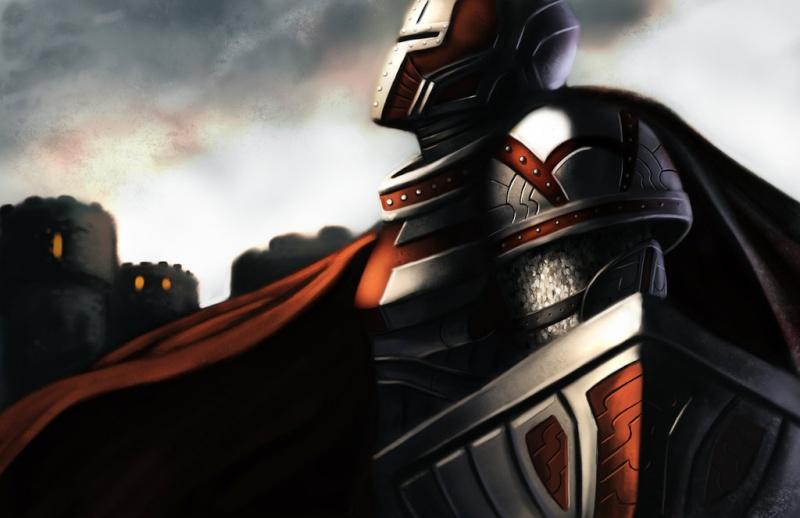 [Moyen Age] Chevaliers Médiévaux Knight10