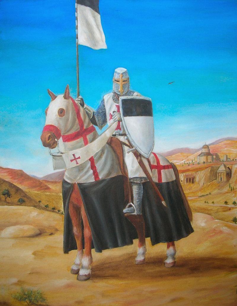 [Moyen Age] Chevaliers Médiévaux Templa12
