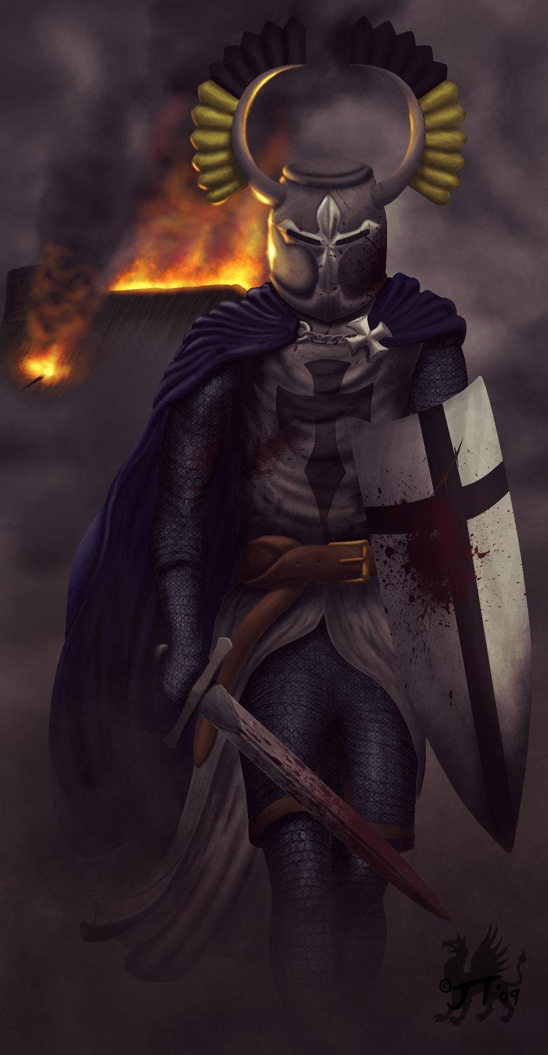 [Moyen Age] Chevaliers Médiévaux Teuton10