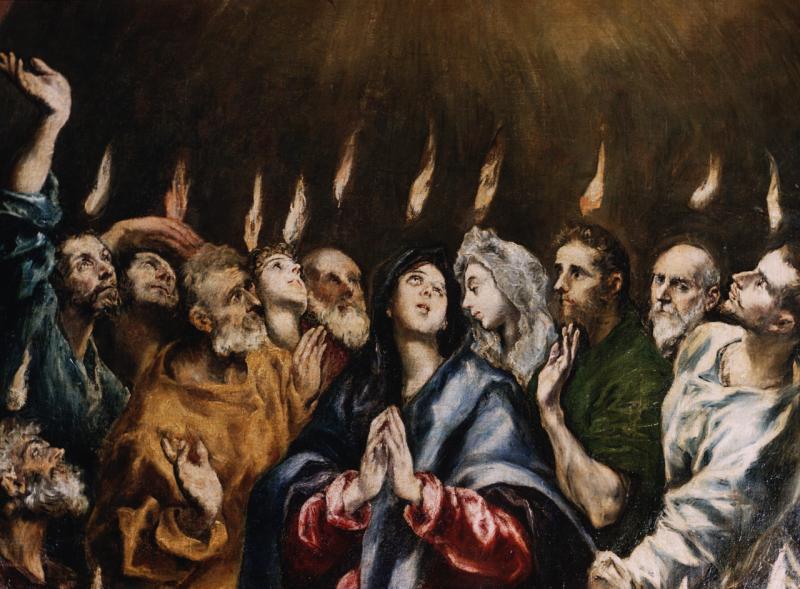 Dimanche 19 mai 2013 fête de la Pentecôte Solennité du Seigneur H-4-1010