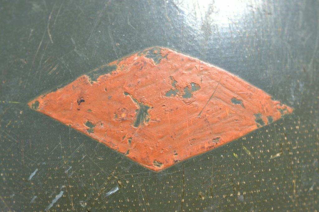 Liner US précoce : grade capitaine + losange orange S-l16052