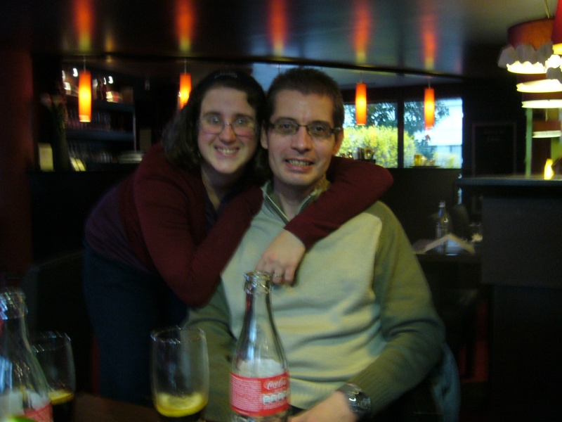 Weekend à paris avec mon mari et retrouvaille avec mon pére et ma belle mére - Page 2 P1010724