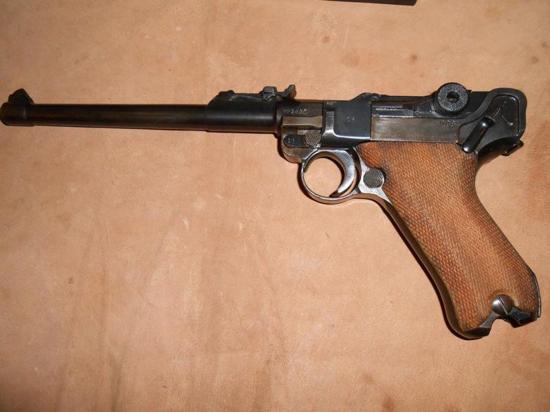 P08  Mauser artillerie de 1945 17010