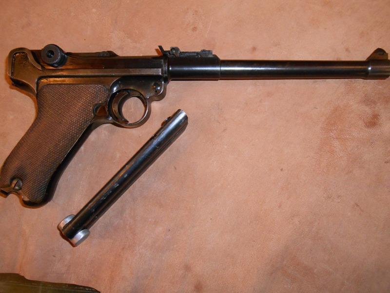 P08  Mauser artillerie de 1945 17111