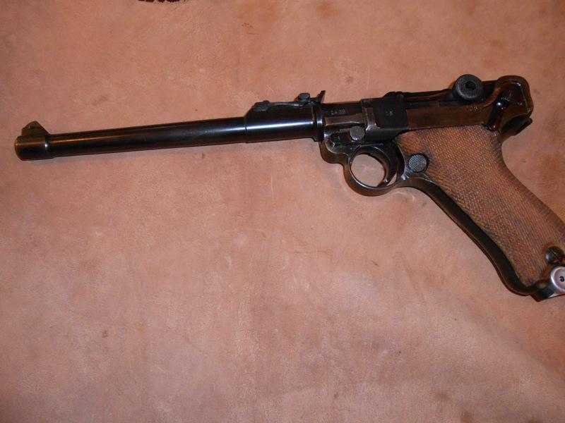 P08  Mauser artillerie de 1945 21810