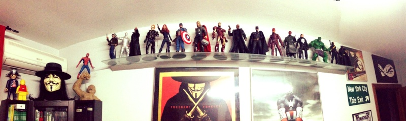 1/6 COLLECTION: HOT TOYS, SIDESHOW, DC DIRECT DELUXE AND MANY MORE Upload11