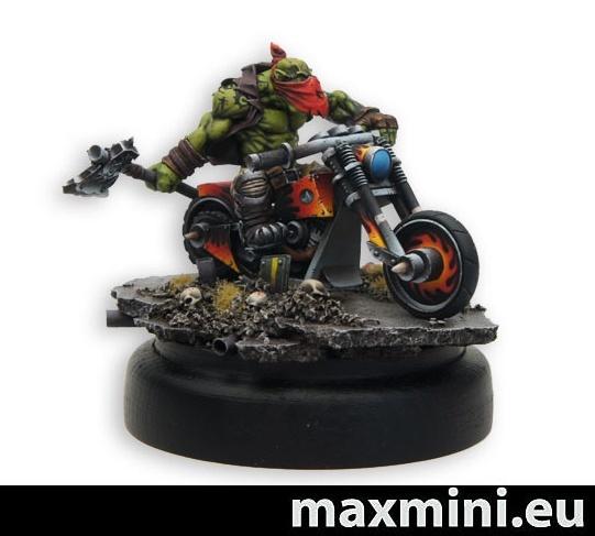 Proto moto Maxmini et wip Bloodwulf Titan-forge Moto110