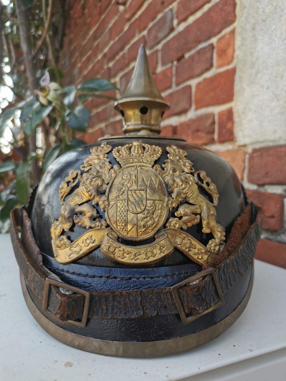 Casque du soldat SCHÖNDORF ALBERT Img_2883