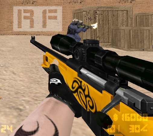 Awp Yellow 110