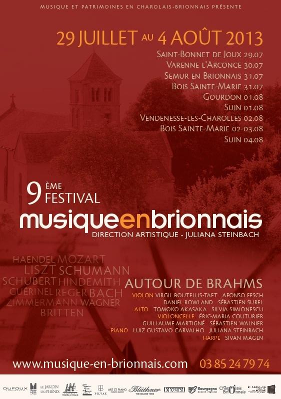 """9° Festival """"Musique en Brionnais"""" - luglio/agosto 2013 Meb20111"""