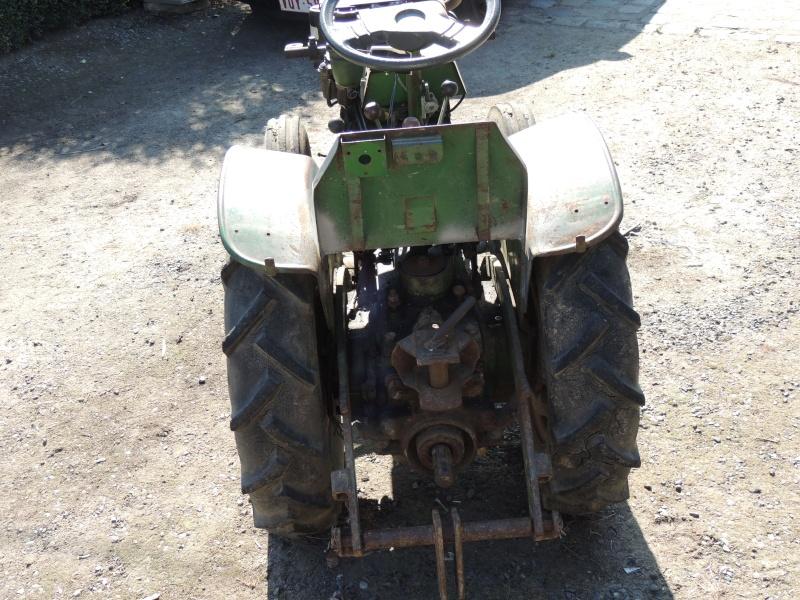 agria - Vente de pièces tracteur Agria Tracte14
