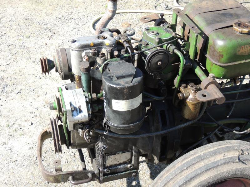 agria - Vente de pièces tracteur Agria Tracte16