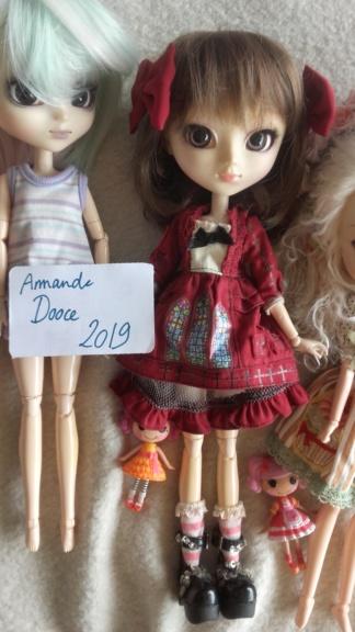 VENTE - LALA, SEILA, ALICE DU JARDIN, TOMOE MAMI ♪ 20190620