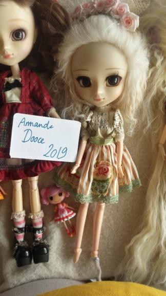 VENTE - LALA, SEILA, ALICE DU JARDIN, TOMOE MAMI ♪ 20190621