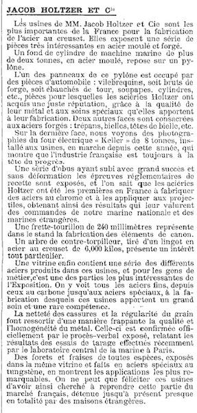 Fournisseurs métal sabre 1896  E et JH une énigme résolue par les munitions ? Holtze11