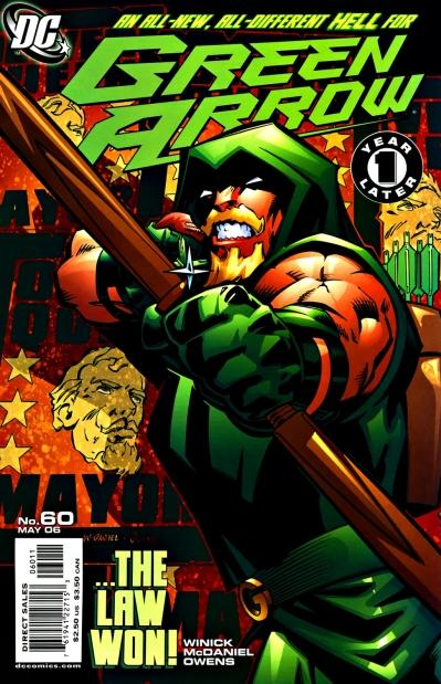 » Portadas Green Arrow « - Página 3 6010