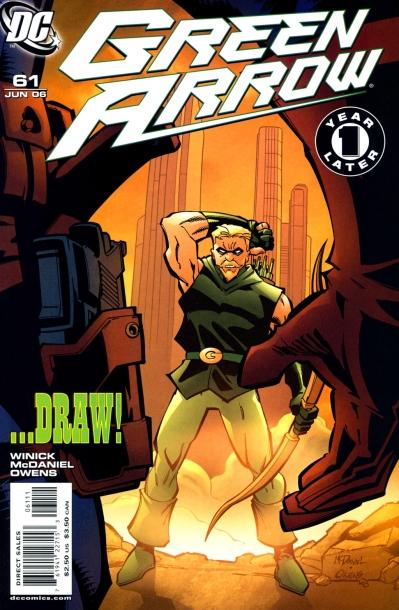 » Portadas Green Arrow « - Página 3 6110
