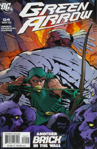 » Portadas Green Arrow « - Página 3 6410